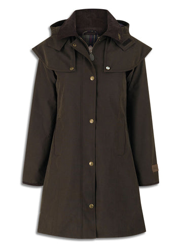 Jack Murphy Ruth Ladies 3/4 Length Waterproof Coat