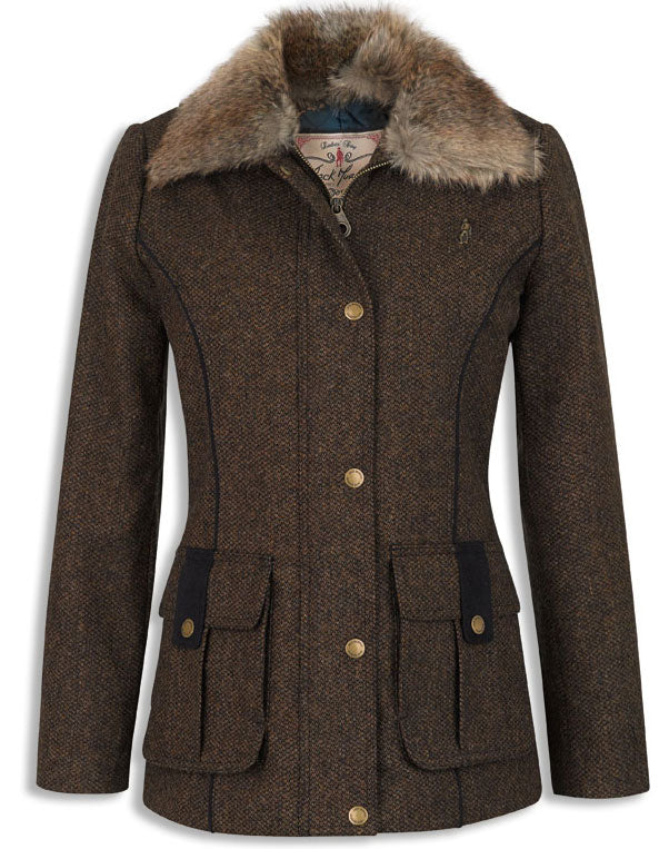 Aurnia II Ladies DOLISH Tweed Jacket JACK MURPHY JAC 521