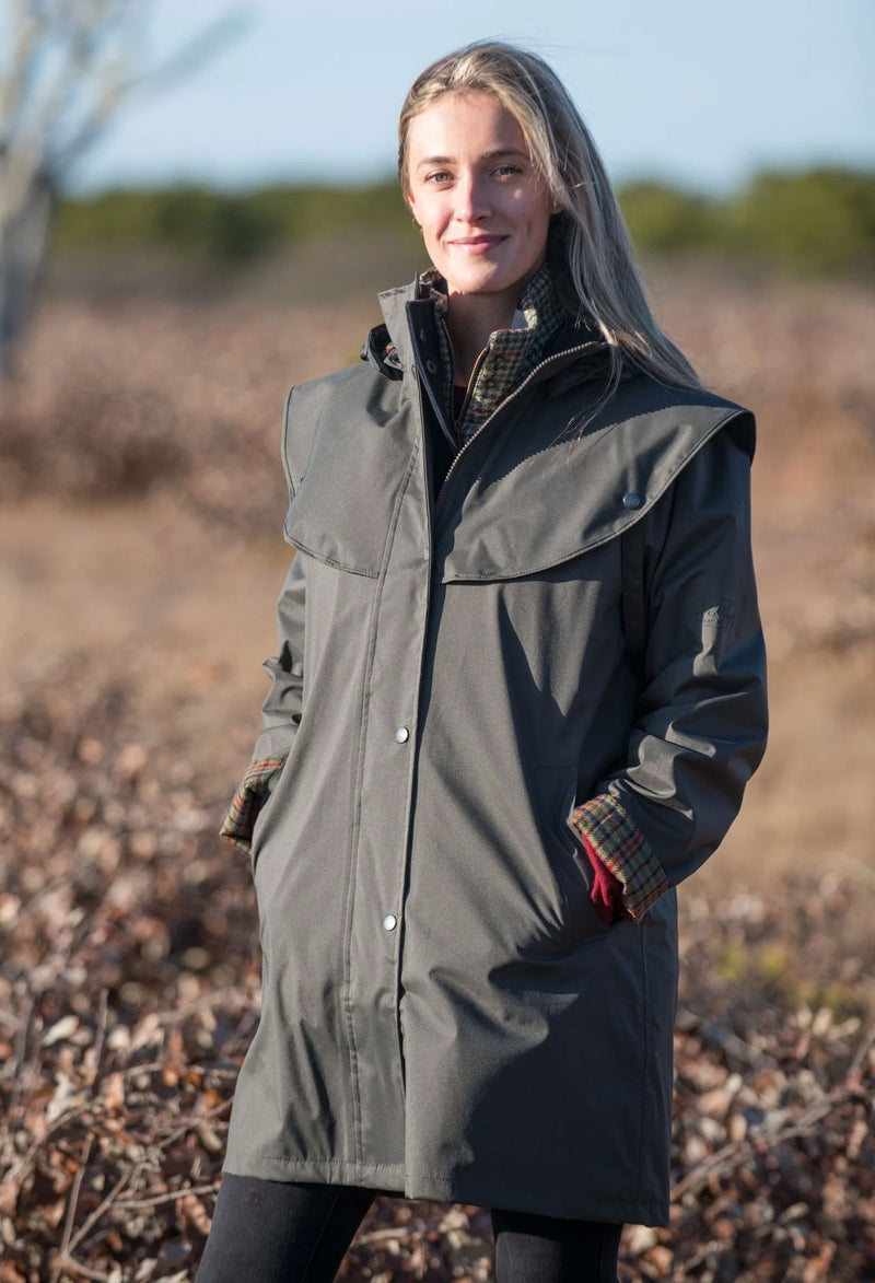 Jack Murphy Cotswold Three Quarter length Ladies Coat