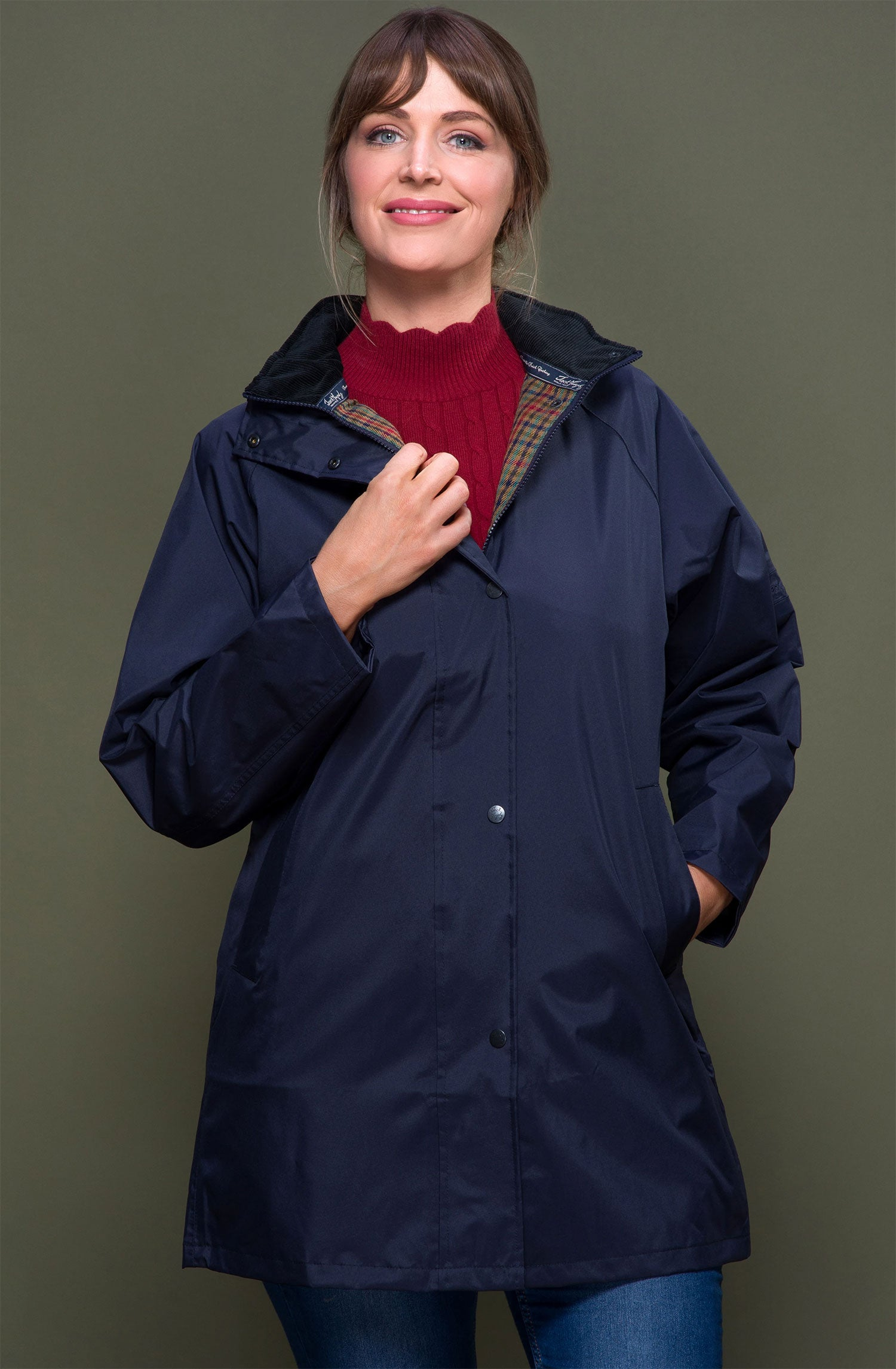 Jack Murphy Oxford Waterproof Coat