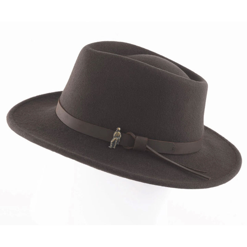 Jack Murphy Boston Crushable Felt Hat