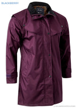 Blackberry Cotswold 3/4 Bush coat Waterproof