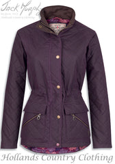 Jack Murphy Omogen Women's Waxed Cotton Jacket