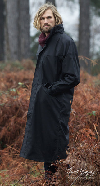 Jack Murphy Stockton Men's Long Waterproof Coat | Limited