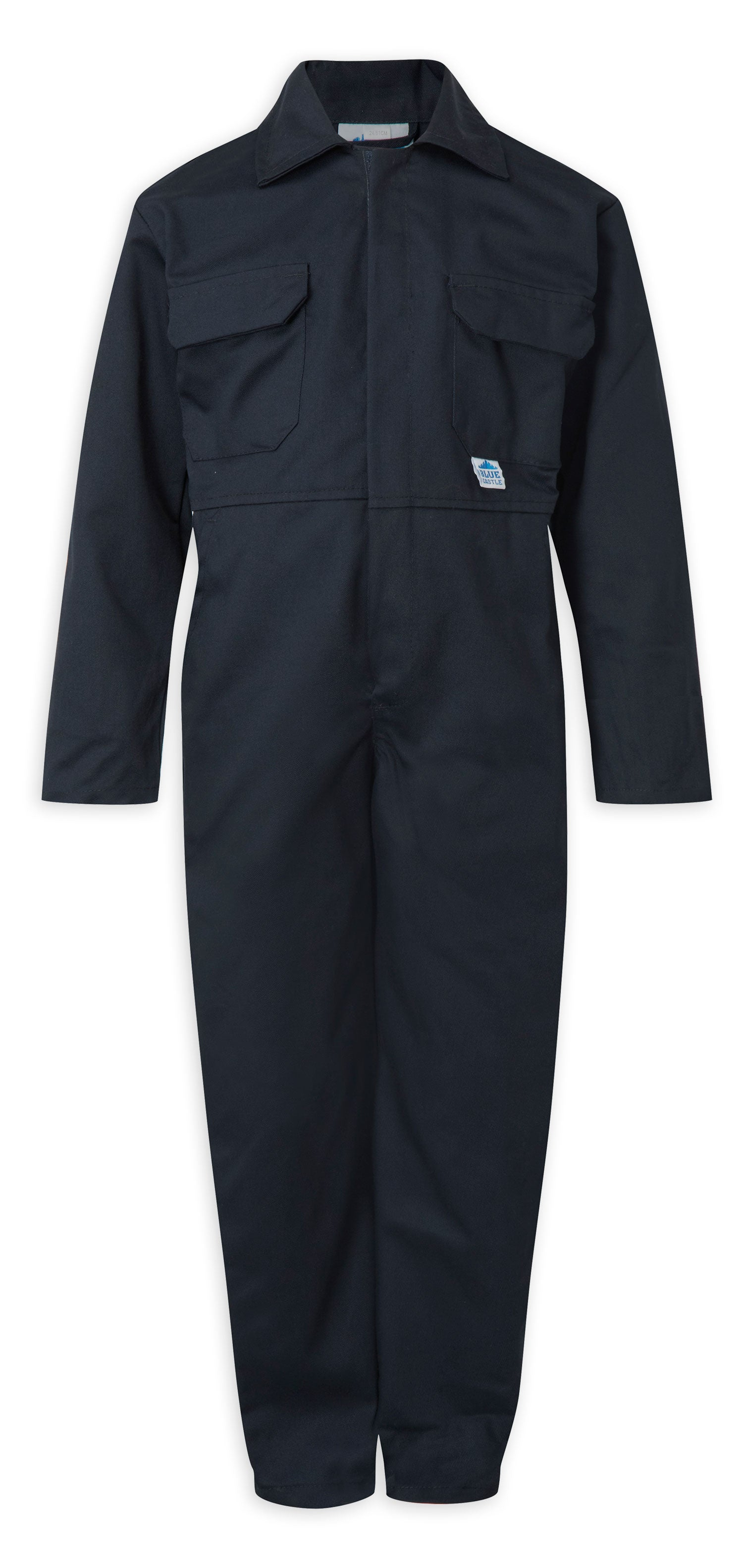 Navy junior youth boilersuit