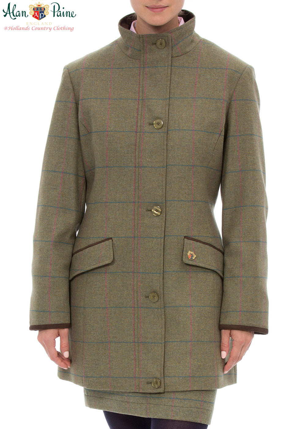 women's Alan Paine Combrook Field Jacket | Juniper