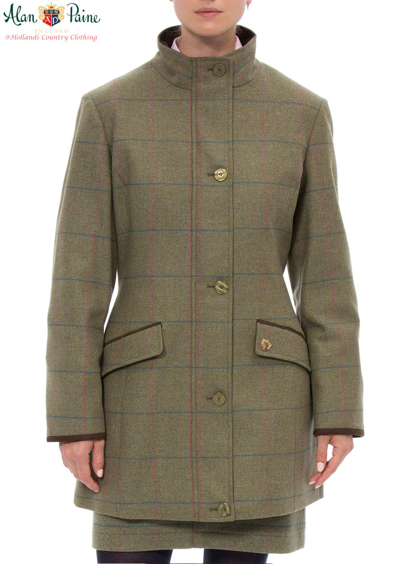 LAdies fine british Alan Paine Combrook Field Jacket | Juniper