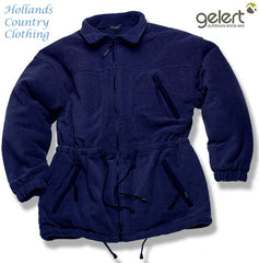 navy gelert men's thick lined fleece