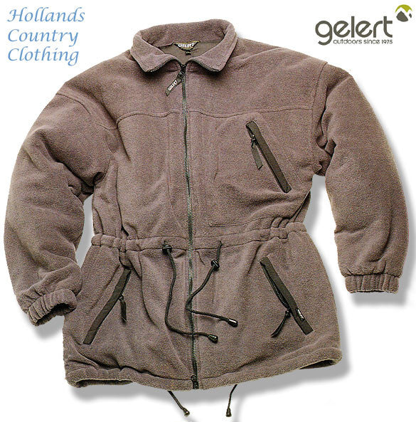 Gelert Jura Thick Lined Fleece Jacket in grey