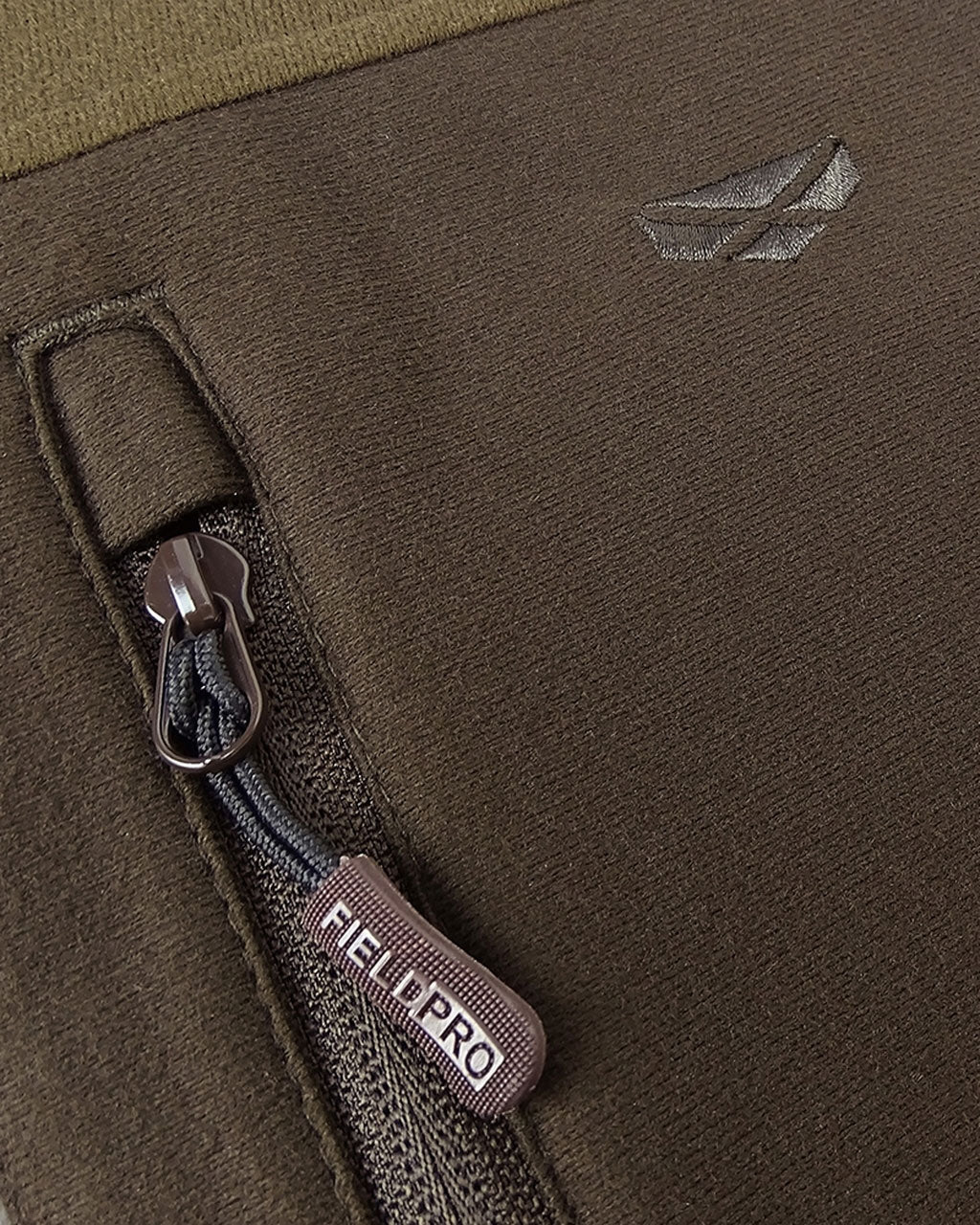 zip pocket detail