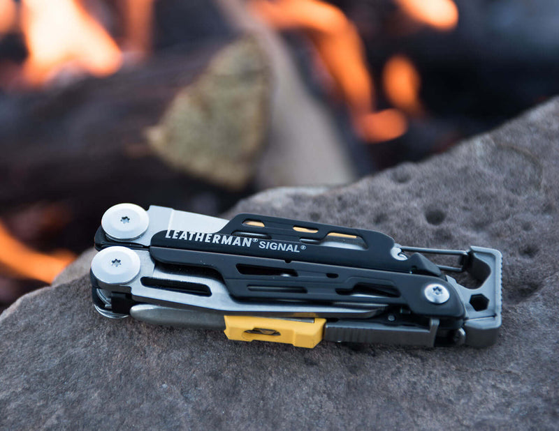 Leatherman Signal®+ Multi-Tool W/ Nylon Sheath