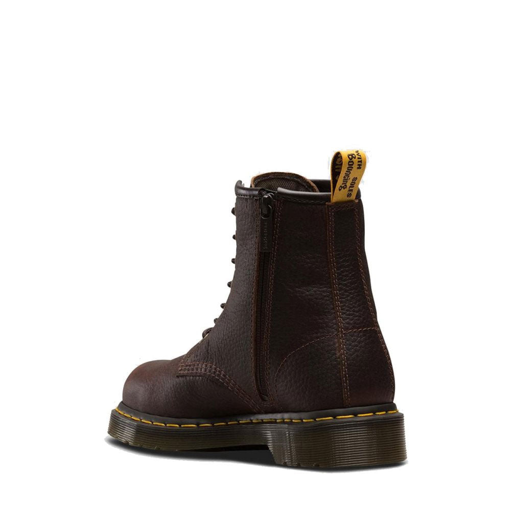 Yellow tab ladies doc boot