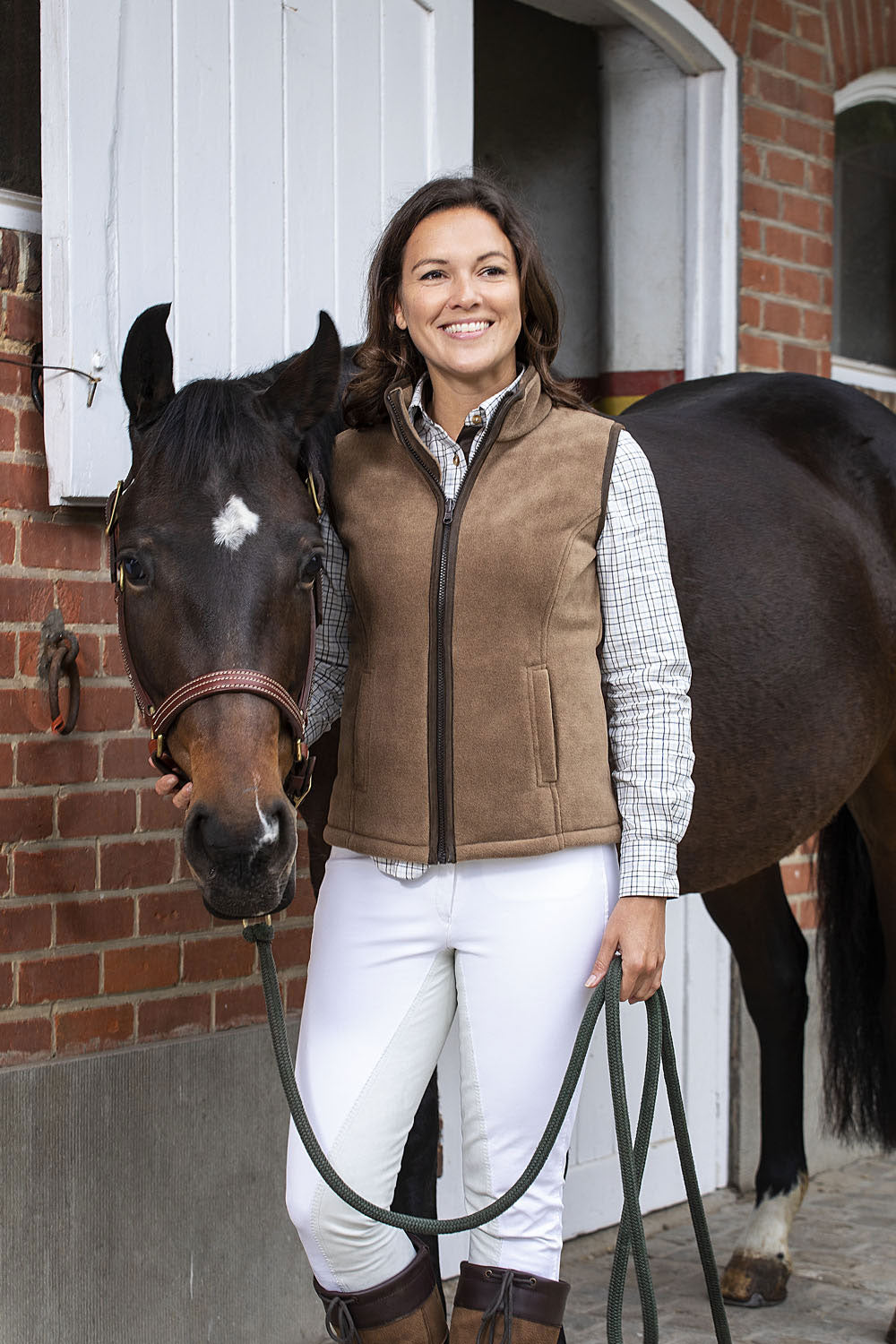 Baleno Sally Ladies Fleece Gilet