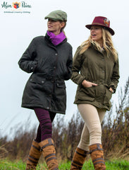 Weekender Fernley Ladies Waterproof Coat by Alan Paine