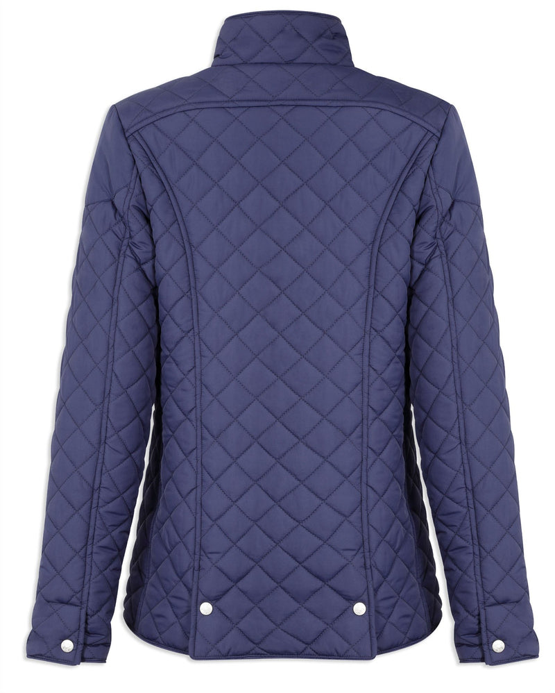 Back View Champion Wisley Quilted Jacket