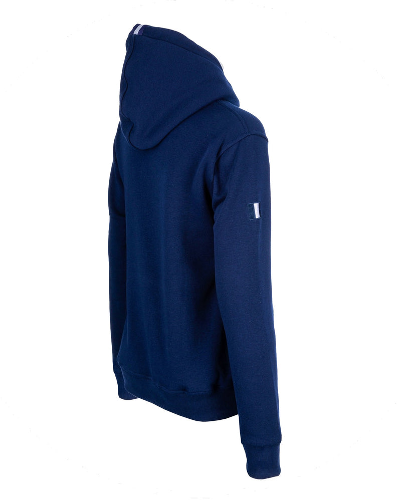 Back View of Hoody