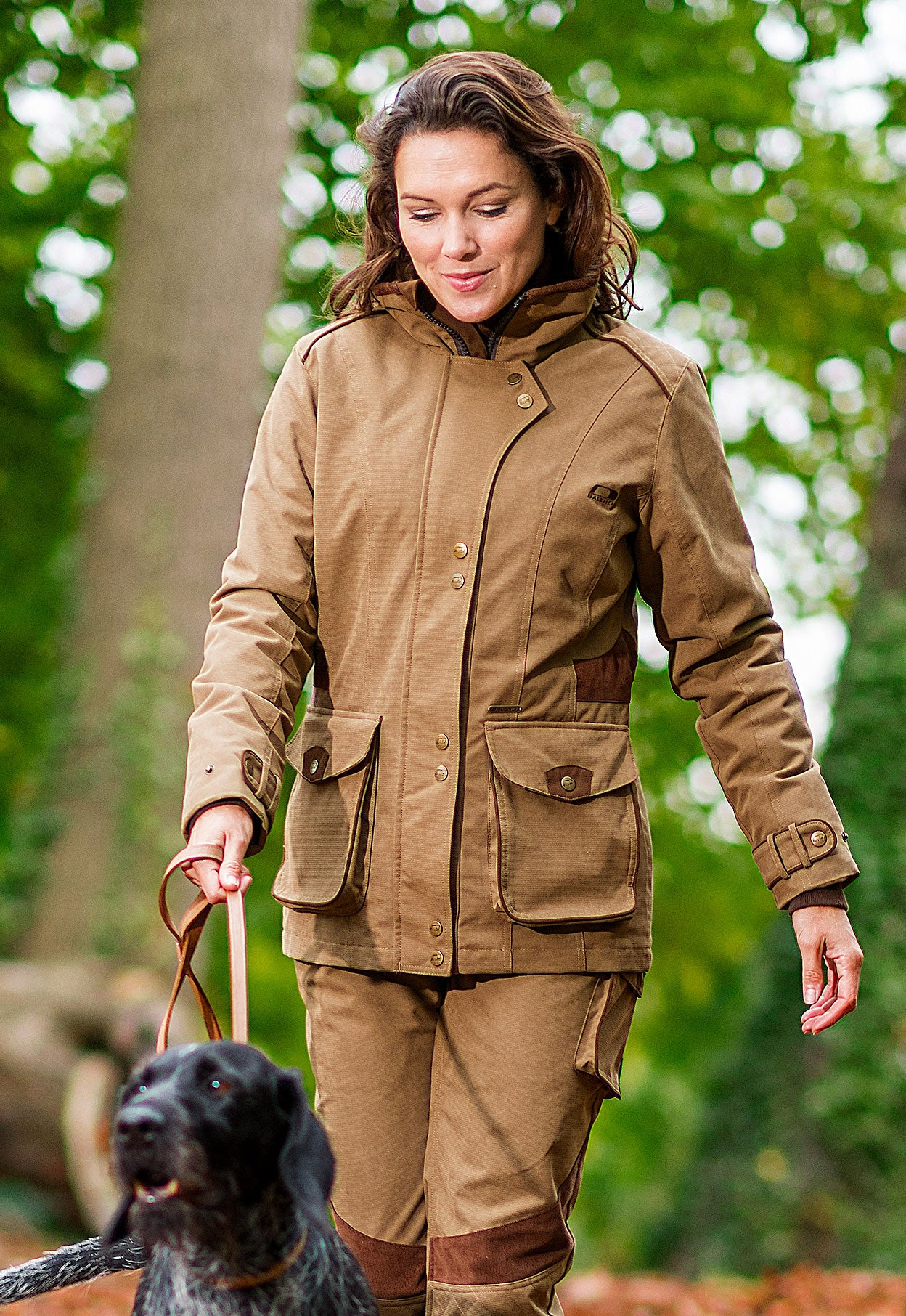 Baleno Ladyfield Waterproof Jacket dog walking coat