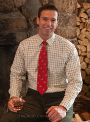 the Laird shirt is perfect for enjoying a fine malt whiskey