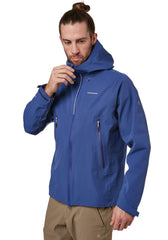 Lapis Blue Trelawney Waterproof Breathable Jacket by Craghoppers