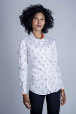 Hartwell Layla Cotton Shirt | Robin