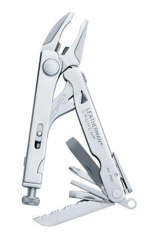 Leatherman Crunch® Multi-Tool | Stainless Steel