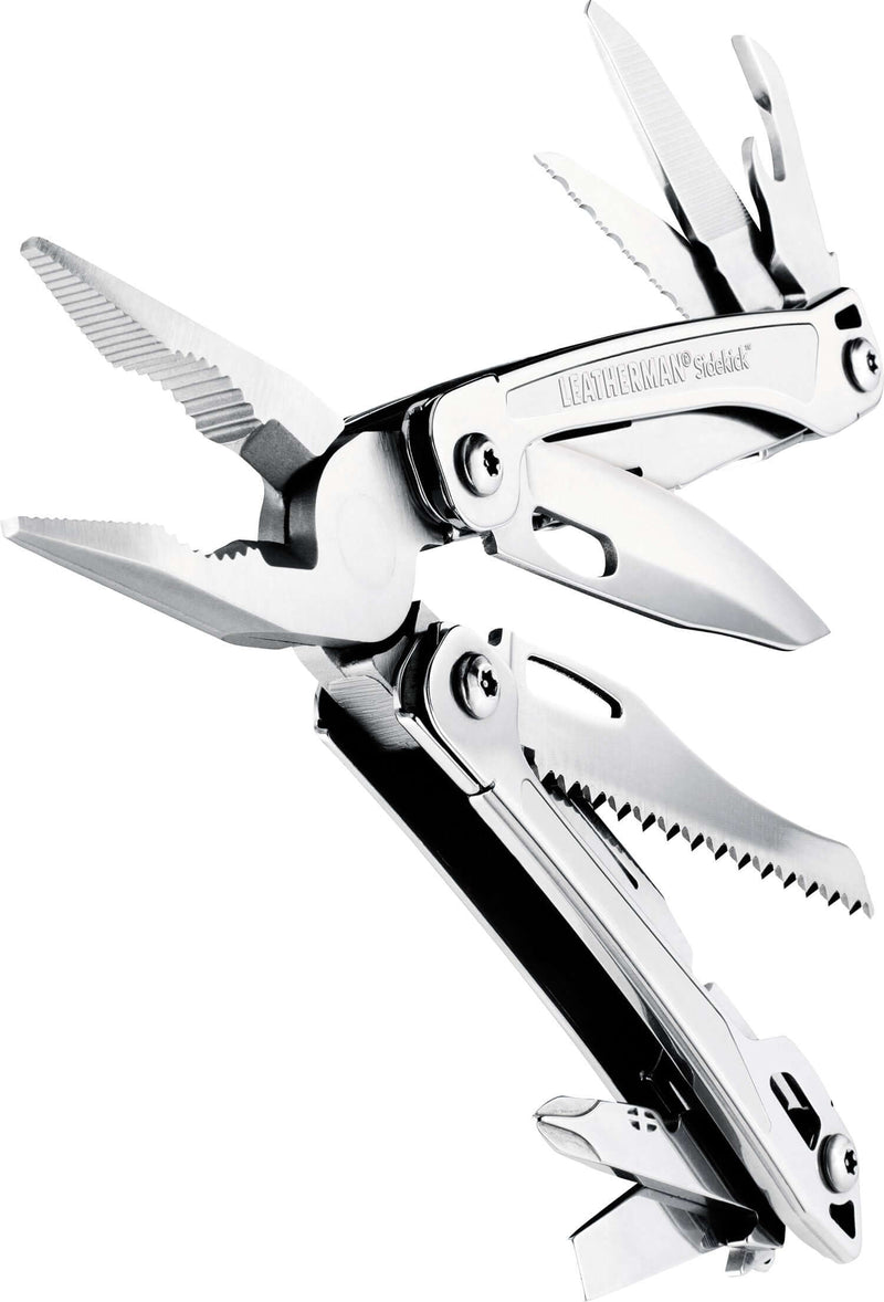 Leatherman Sidekick® Multi-Tool - Stainless Steel