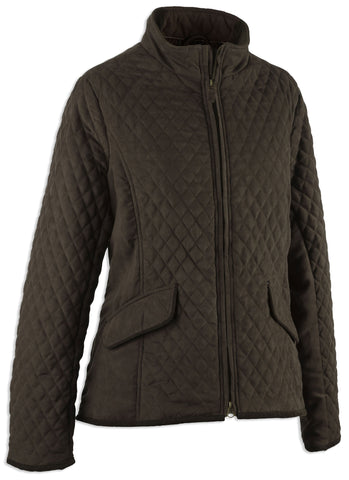 Lexington Ladies Diamond Quilt Jacket by Hoggs of fife