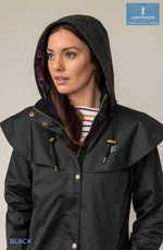 Hood for Lighthouse Outrider 3 Ladies Three Quarter Waterproof Coat