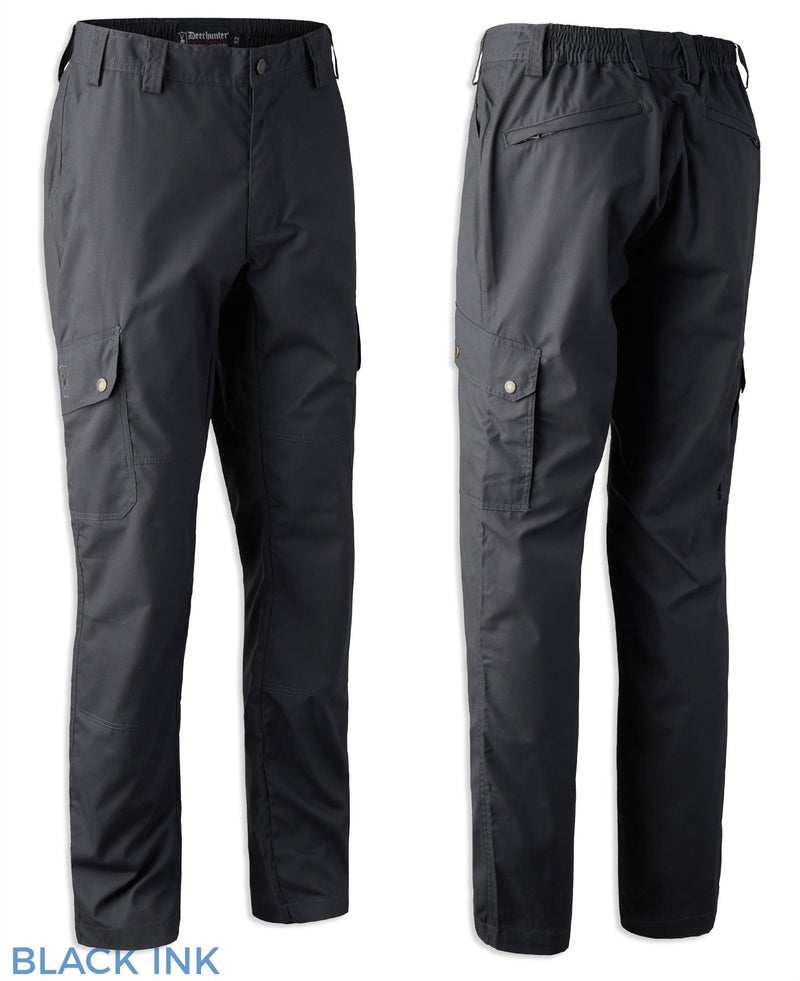 Deerhunter Lofoten Trousers |  Black Ink