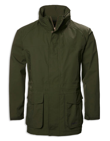 Musto Fenland BR2 Packaway Jacket | Moss Green