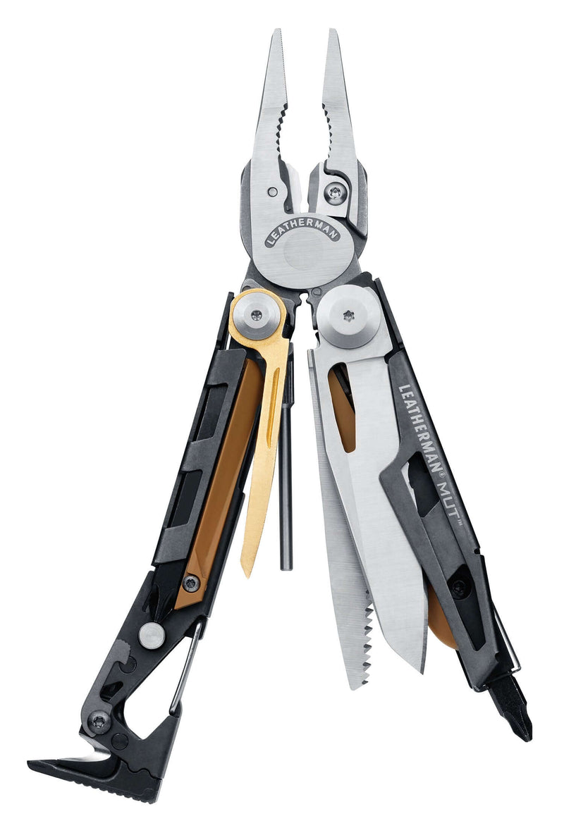 Stainless Steel MUT Multi-Tool by Leatherman