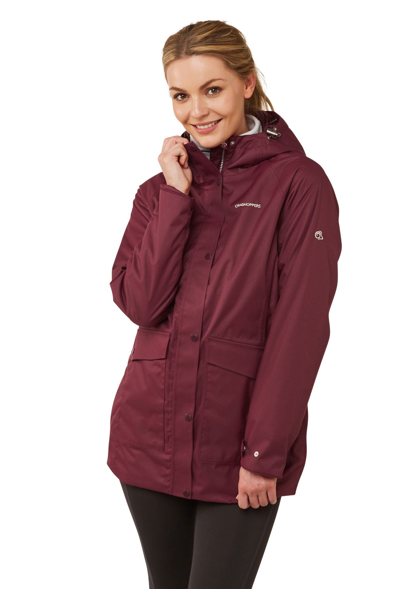 Wildberry Madigan Waterproof Ladies Jacket by Craghoppers