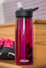 Magenta Eddy+ CamelBak Drinking Bottle