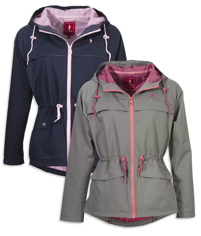 Jack Murphy Maple Waterproof Jacket ladies summer jacket