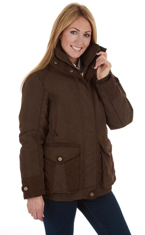 Designed to a high technical specification Marton has all the essential details required in a truly practical country jacket, such as easy access and secure pockets, silent material and stud fastenings, superior active cut and full weather protection.