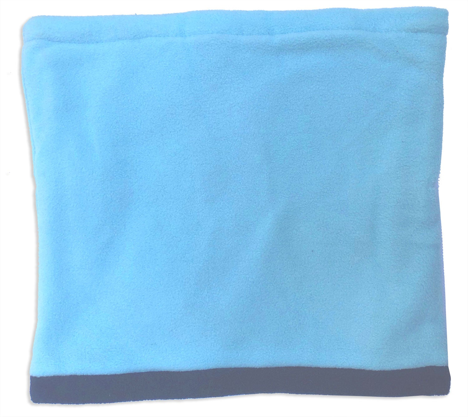 Sky Blue Gelert Micro Thermal Fleece Neck Warmer