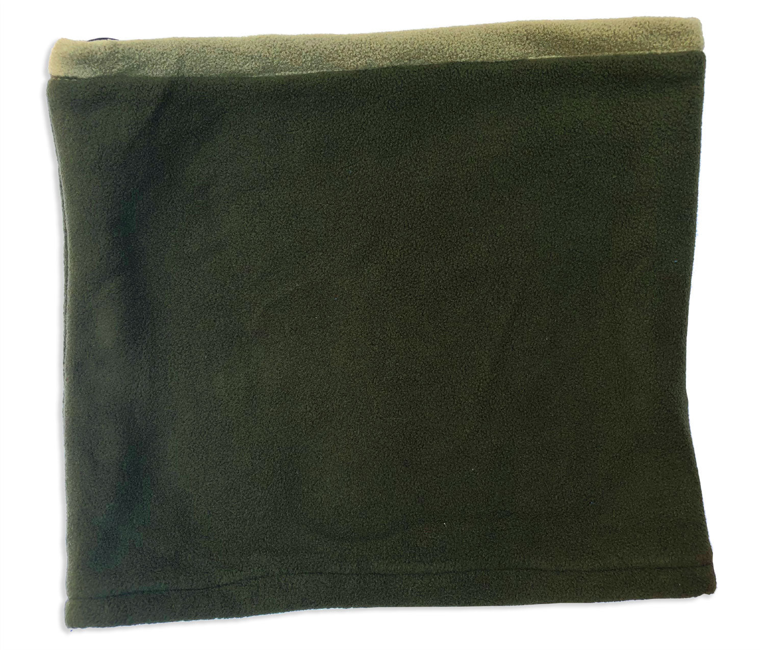 Green Gelert Micro Thermal Fleece Neck Warmer