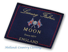 moon's tweed label