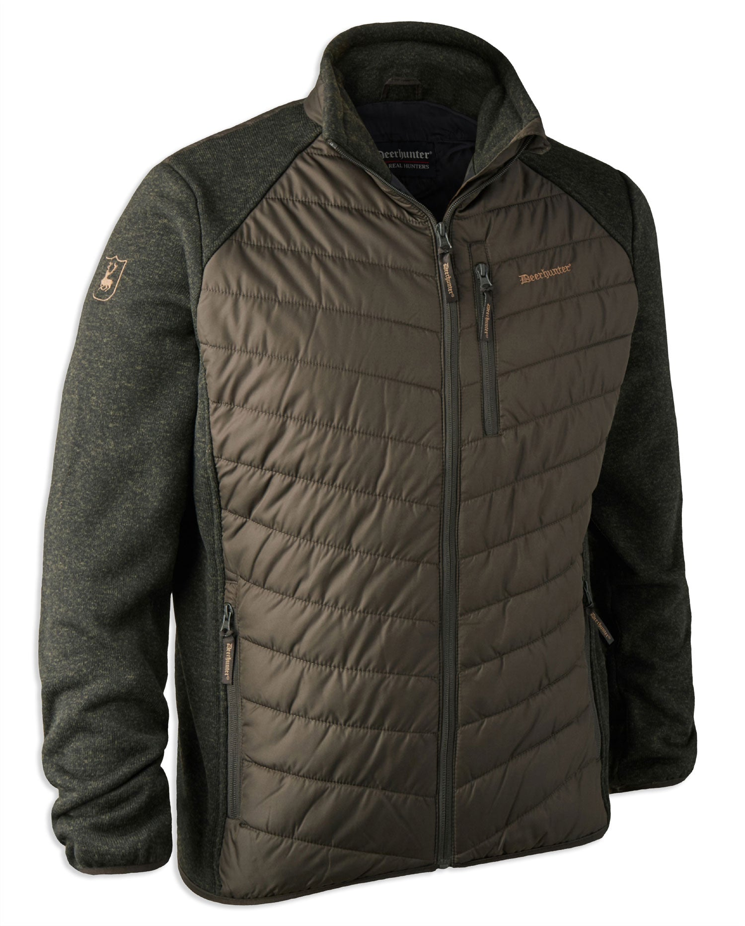 Deerhunter Moor Padded Jacket with Knit