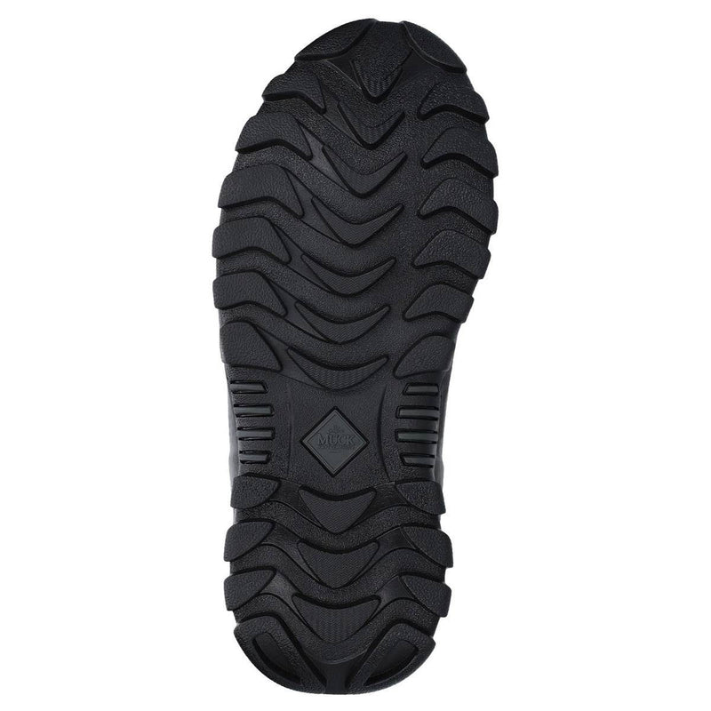 Ribbed grip sole