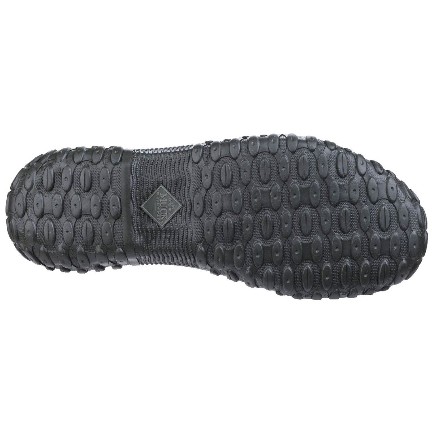 Green Traction grip  non clogging sole