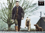 Perfect dog walking coat by Musto