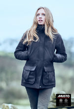 Ladies Burnham Waterproof Jacket by Musto
