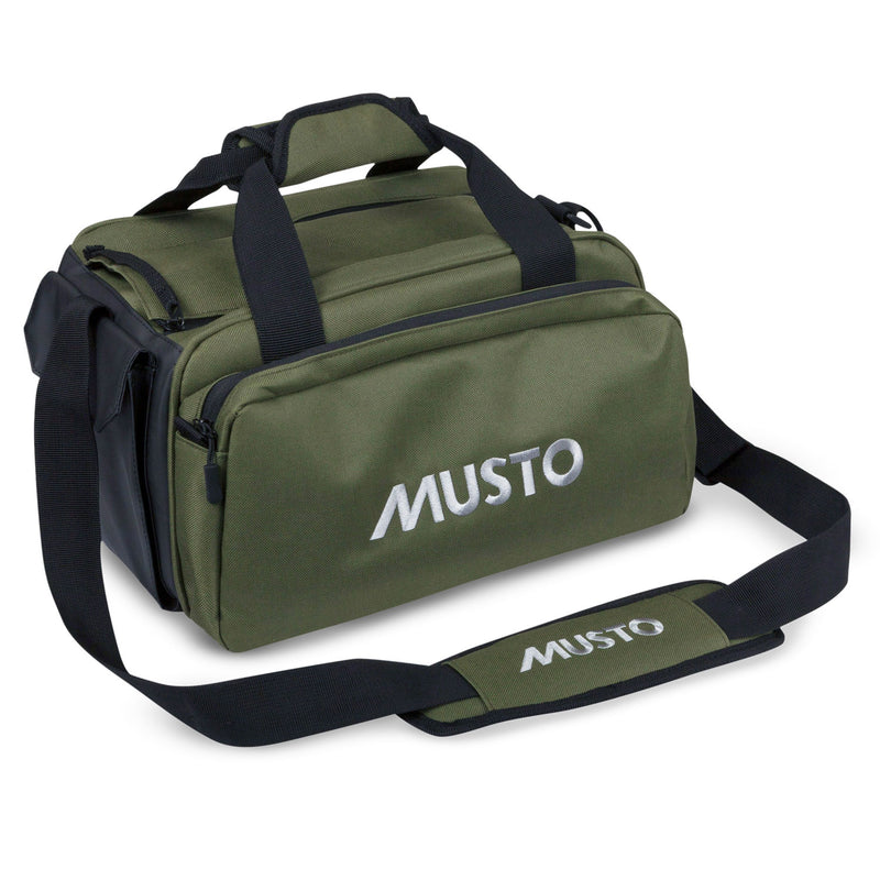 Dark Moss Green Musto Cartridge Bag
