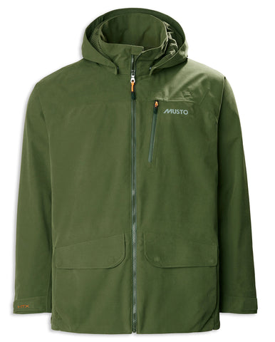 Musto HTX Keepers Jacket Moss Green