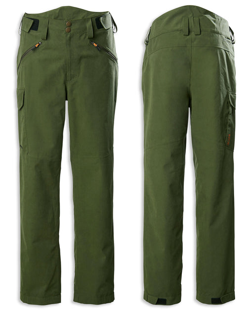 Musto HTX Keepers Trousers | Dark Moss