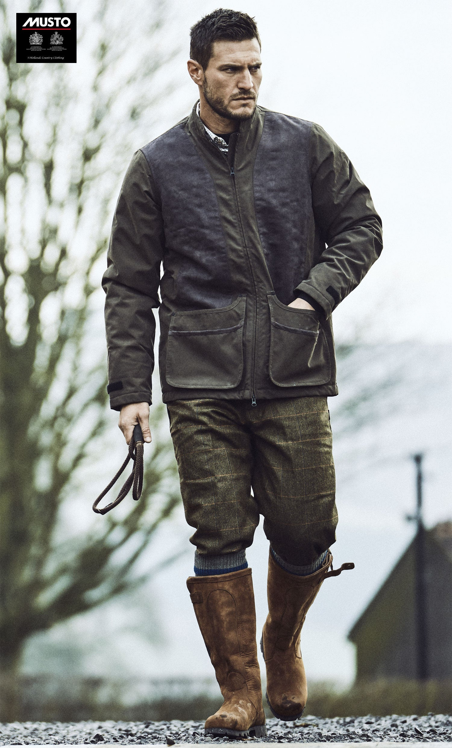 Montrose Waterproof Jacket by Musto