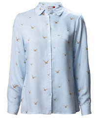 Musto Ladies Country Pattern Shirt | Barn Owl