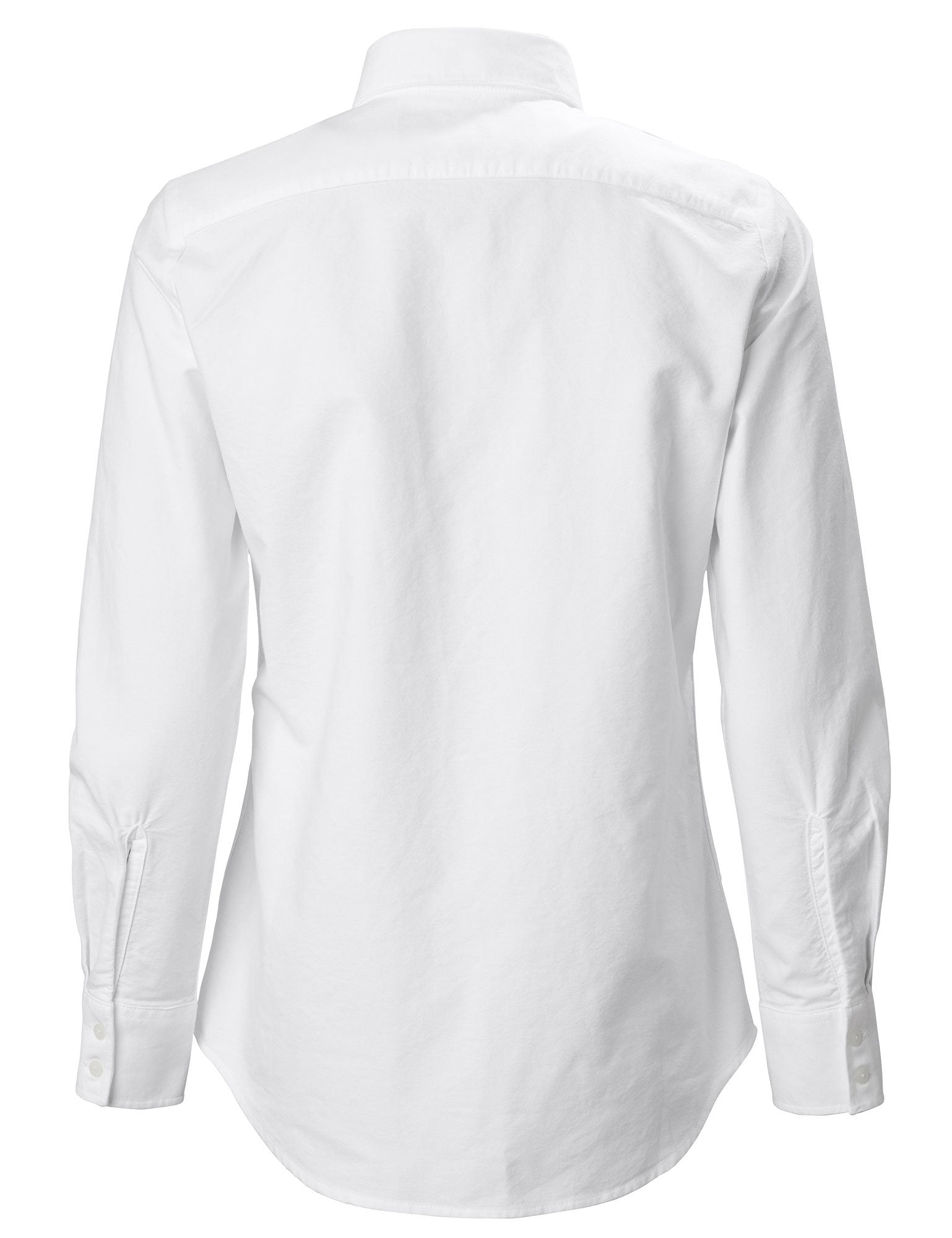 Back View Ladies Oxford Cotton Shirt by Musto