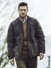 Man Wearing Musto Montrose BR1 Jacket